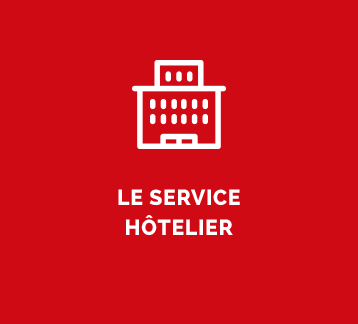 Le service hôtelier