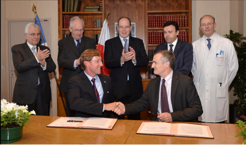 Partenariat UPENN CHPG