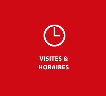 Visites & horaires