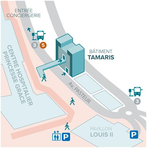 Bâtiment Tamaris