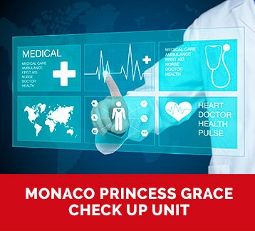 Monaco Princess Grace Check-Up Unit