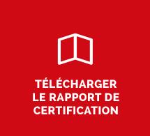 Télécharger le rapport de certification