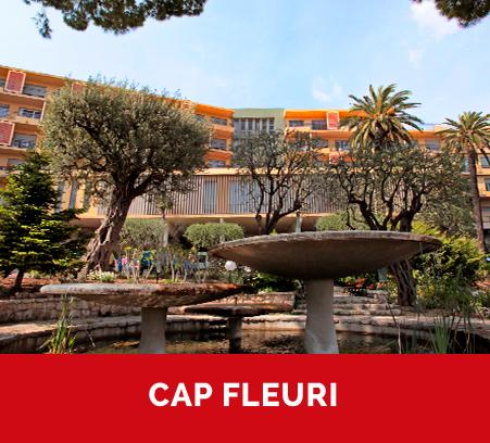 Cap Fleuri